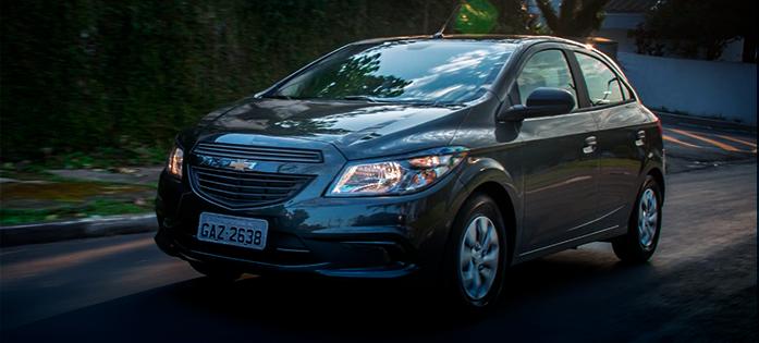 Carro para trabalhar com aplicativos: Chevrolet Onix