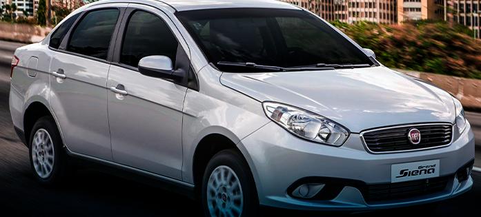 Carro para trabalhar com aplicativos: Fiat Grand Siena