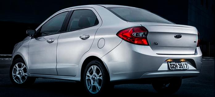 Carro para trabalhar com aplicativos: Ford Ka+