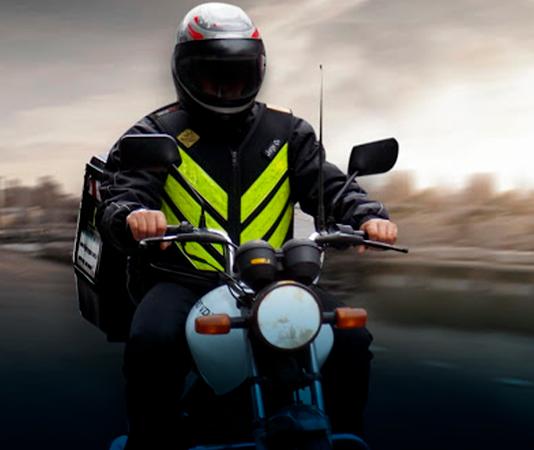 motos para trabalhar com entregas
