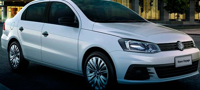 Carro para trabalhar com aplicativos: Volkswagen Voyage