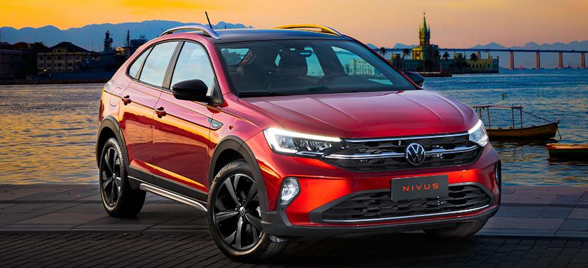 Lançamentos de carros em 2020 - Volkswagen Nivus