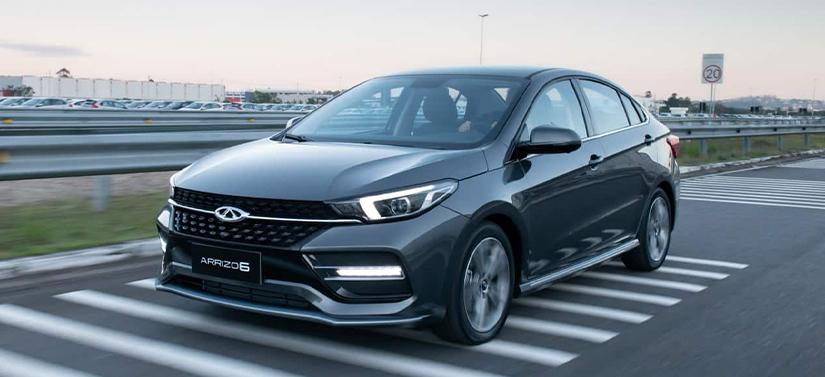 Lançamentos de carros em 2020 - Arrizo 6
