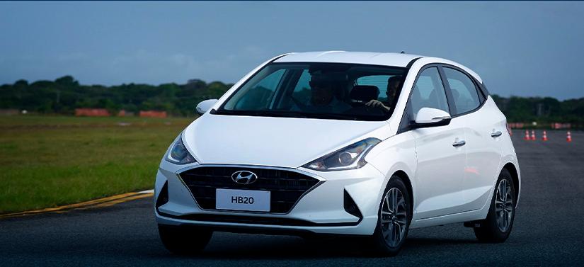 carros mais vendidos em novembro de 2020: Hyundai HB20