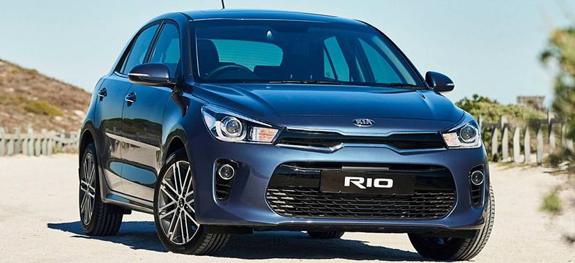 Lançamentos de carros em 2020 - Kia Rio
