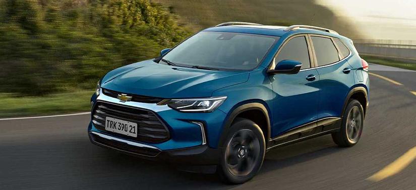 Lançamentos de carros em 2020 - Chevrolet Tracker