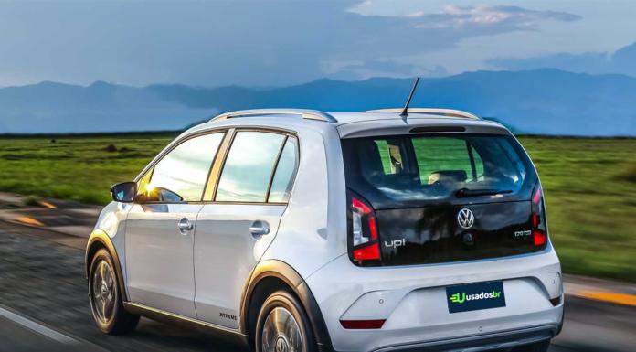 VW Up! 2021