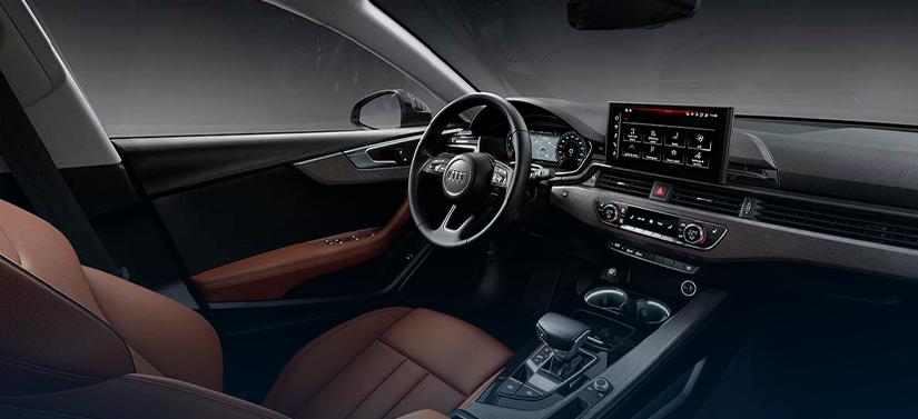 Interior do novo Audi A5 Sportback