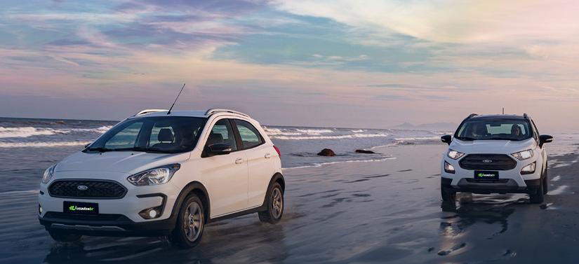 Ford Ka e Ecosport saíram de linha com o fechamento das fábricas no Brasil
