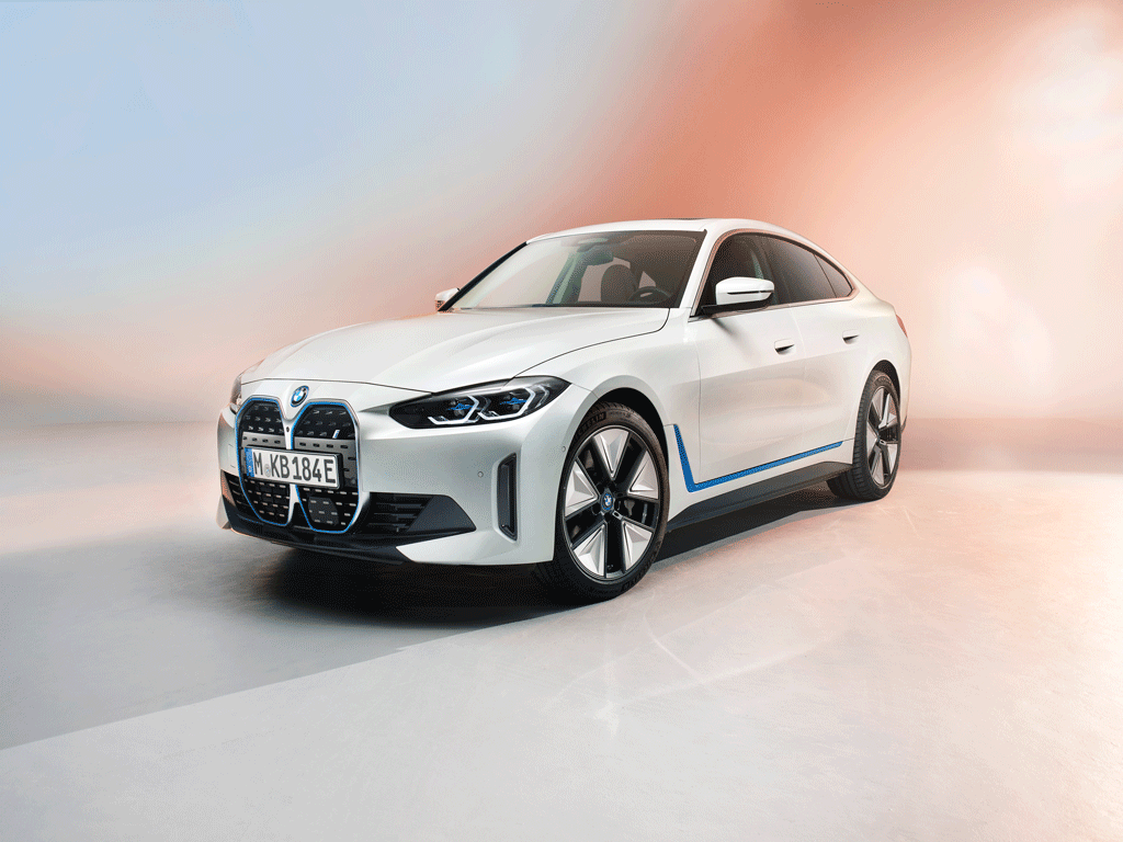 Novo BMW i4