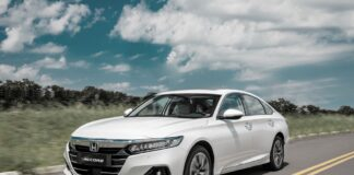 Novo Honda Accord Híbrido