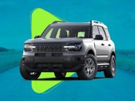Novo Ford Bronco Sport