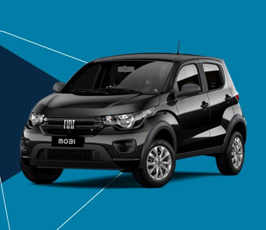 Fiat Mobi é o primeiro dos menores carros do Brasil