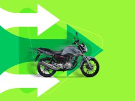 Motos mais vendidas no Brasil até agora
