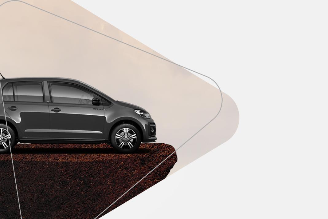 Volkswagen Up! chega ao fim da linha