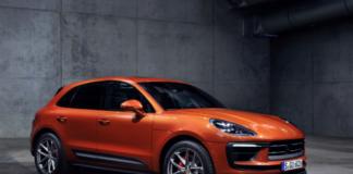 Porsche Macan 2022 Laranja