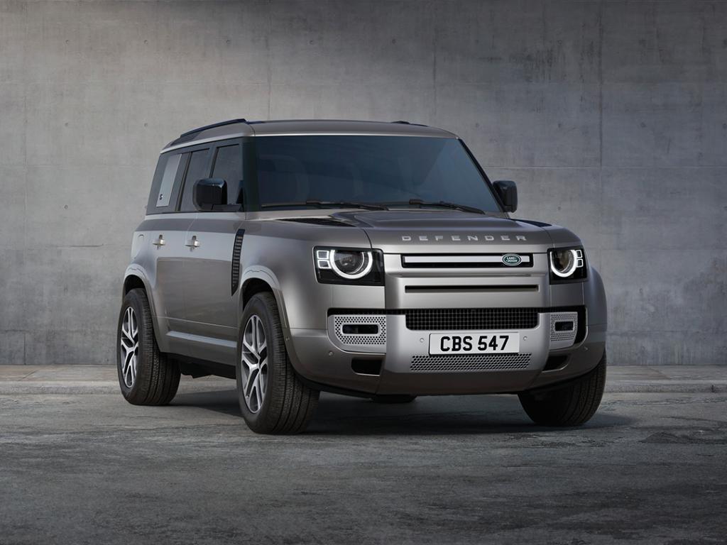Novo Land Rover Defender 2022 estreia em agosto