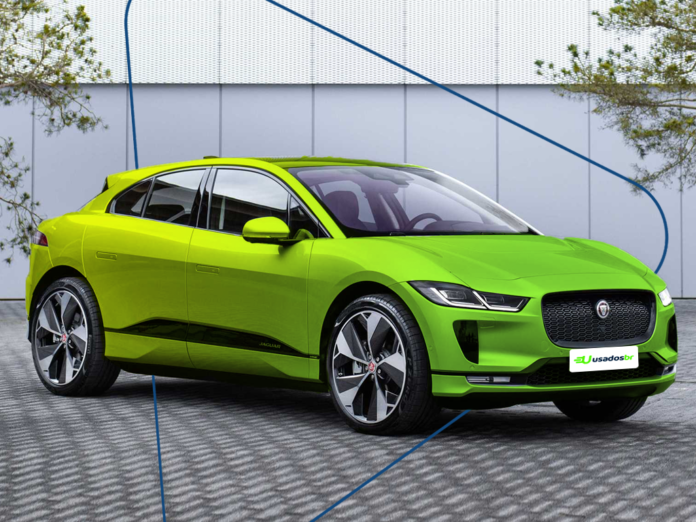 novo Jaguar I-Pace
