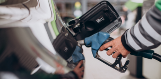 delivery de gasolina
