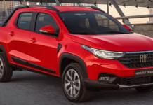 a Strada encabeça a lista dos carros mais vendidos em agosto de 2021