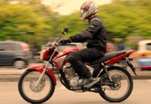A CG 160 está entre as motos mais roubadas nos últimos seis meses