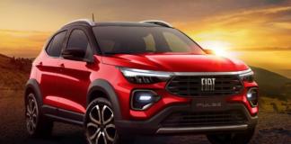 Fiat Pulse terá motor 1.0 turbo mais potente do Brasil