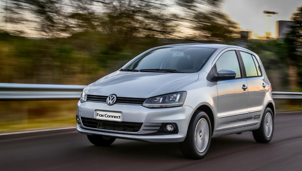 Volkswagen Fox sai de linha