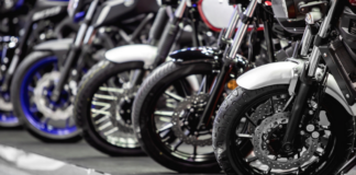 venda de motos em alta